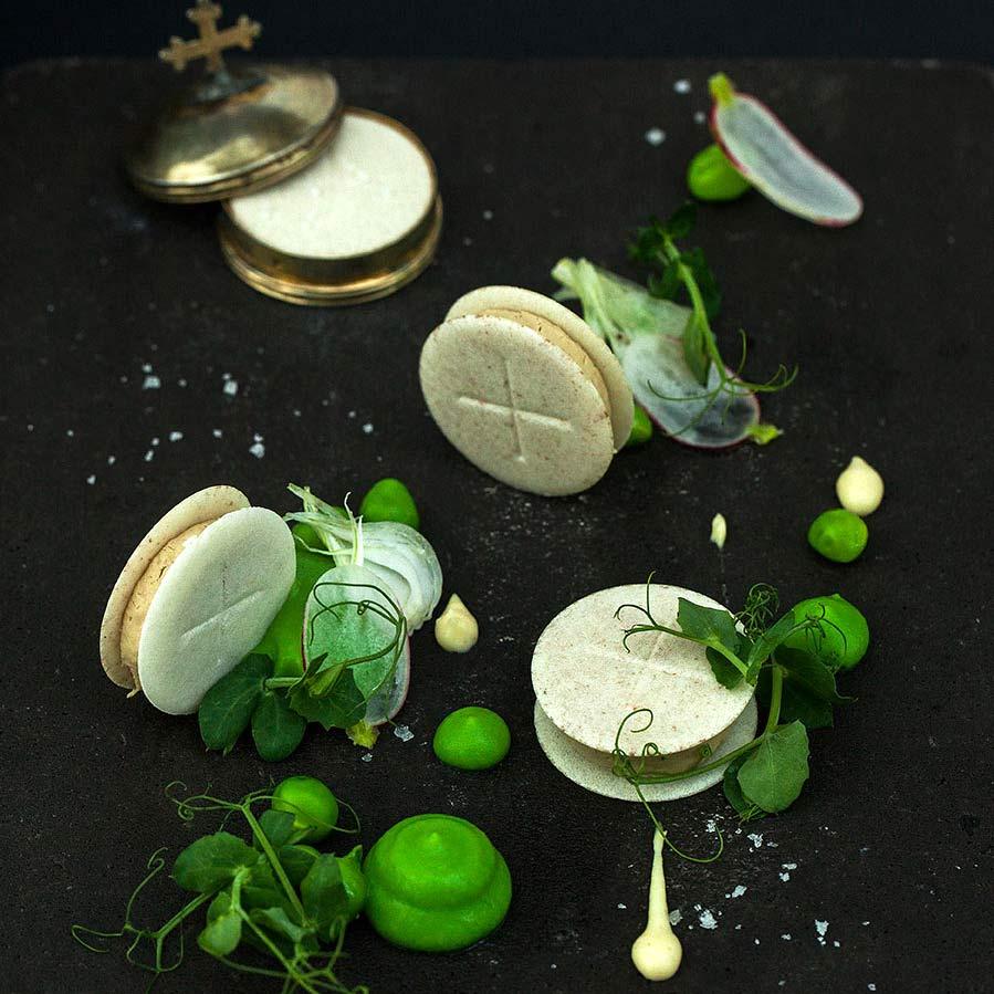 hosties-de-foie-gras-petits-pois-citron_faites-la-cuisine-pas-la-guerre